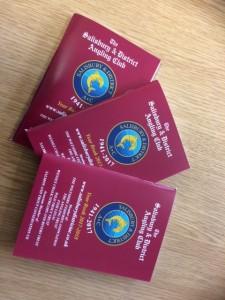 membership year books