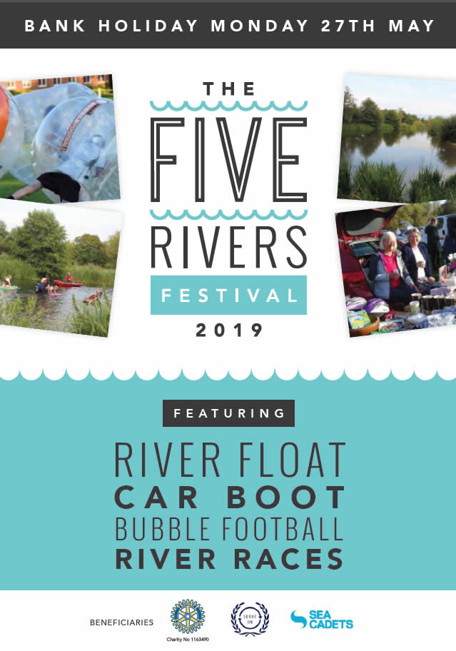 Fiver Rivers Festival - Salisbury & District Angling Club